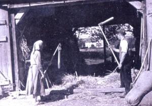 TeilI-1935Dreschen